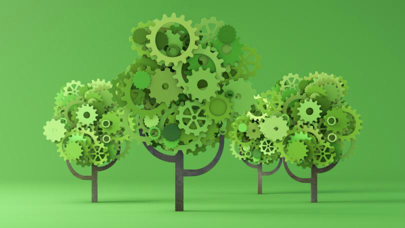 green-blockchain